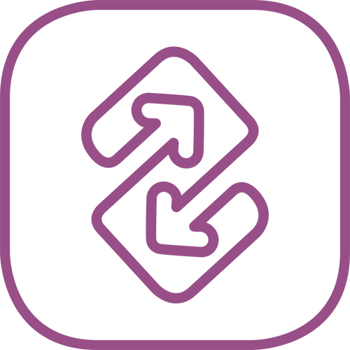 Pay and Connect logo